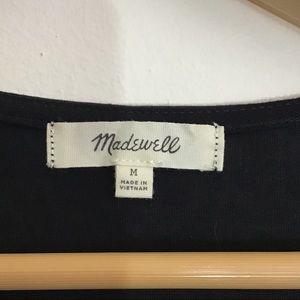 Madewell Tops - Madewell Surplice Body Suit